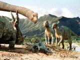 Imprimer le dessin en couleurs : Dinosaures, numéro 689534