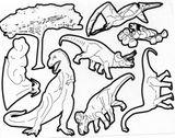 Imprimer le coloriage : Dinosaures, numéro 82431caf