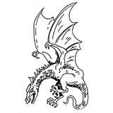 Imprimer le coloriage : Ankylosaure, numéro 353624