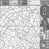 Imprimer le coloriage : Ankylosaure, numéro 3e1a3f33