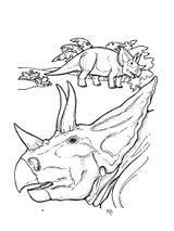Imprimer le coloriage : Ankylosaure, numéro 426901