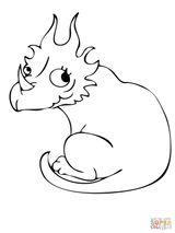 Imprimer le coloriage : Ankylosaure, numéro 7aca3371