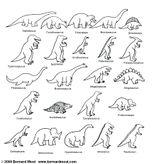 Imprimer le coloriage : Diplodocus, numéro 72002b60