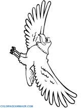 Imprimer le coloriage : Pterodactyle, numéro 220317