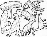 Imprimer le coloriage : Triceratops, numéro 1f86e598