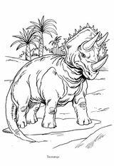 Imprimer le coloriage : Triceratops, numéro 226693
