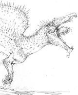 Imprimer le coloriage : Vélociraptor, numéro 629052