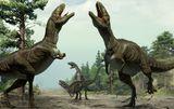 Imprimer le dessin en couleurs : Dinosaures, numéro aaf94c3f