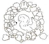 Imprimer le dessin en couleurs : Ecureuil, numéro 349025