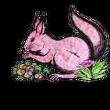 Imprimer le dessin en couleurs : Ecureuil, numéro 375479