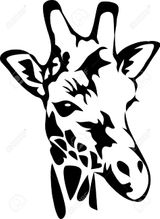 Imprimer le coloriage : Girafe, numéro 2bf086c
