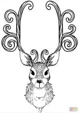 Imprimer le coloriage : Girafe, numéro eb665543