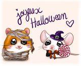 Imprimer le dessin en couleurs : Hamster, numéro 22044