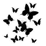Imprimer le coloriage : Papillon, numéro 167684