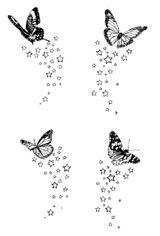 Imprimer le coloriage : Papillon, numéro 24065