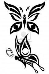 Imprimer le coloriage : Papillon, numéro 24073