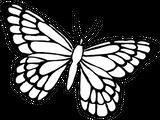Imprimer le coloriage : Papillon, numéro 5cf30ece