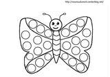 Imprimer le coloriage : Papillon, numéro ba4ff51d