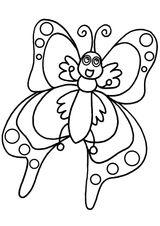Imprimer le coloriage : Papillon, numéro d9d3f584