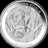 Imprimer le coloriage : Koala, numéro 603437