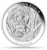 Imprimer le coloriage : Koala, numéro 609245