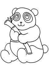 Imprimer le coloriage : Koala, numéro eac51221