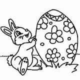 Imprimer le coloriage : Lapin, numéro 3882