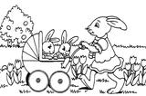 Imprimer le coloriage : Lapin, numéro d3b5b021