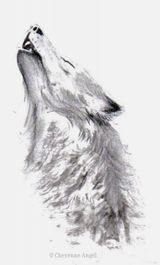 Imprimer le dessin en couleurs : Loup, numéro 19156