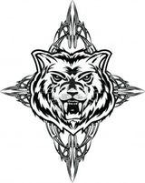 Imprimer le dessin en couleurs : Loup, numéro 19172