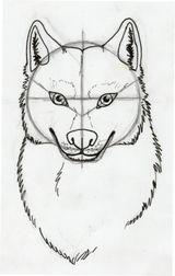 Imprimer le dessin en couleurs : Loup, numéro 20753