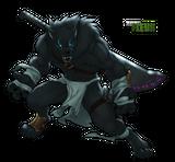 Imprimer le dessin en couleurs : Loup, numéro 248046