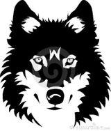 Imprimer le coloriage : Loup, numéro 414821
