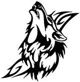 Imprimer le coloriage : Loup numéro 5445