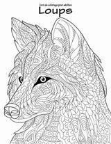 Imprimer le coloriage : Loup, numéro b45ec8f8