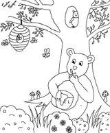 Imprimer le coloriage : Ours, numéro 3721587a