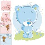 Imprimer le dessin en couleurs : Ours, numéro 385975