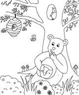 Imprimer le coloriage : Ours, numéro bfdaf592