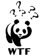 Imprimer le coloriage : Panda, numéro 104551