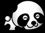 Imprimer le coloriage : Panda, numéro 104581