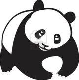 Imprimer le dessin en couleurs : Panda, numéro 108837