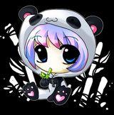 Imprimer le dessin en couleurs : Panda, numéro 203895