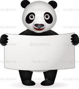 Imprimer le dessin en couleurs : Panda, numéro 232189