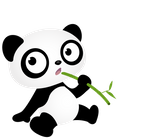Imprimer le dessin en couleurs : Panda, numéro 295618