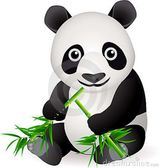 Imprimer le dessin en couleurs : Panda, numéro 402790