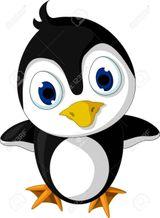 Imprimer le dessin en couleurs : Pinguoin, numéro 4c20cf33
