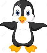 Imprimer le dessin en couleurs : Pinguoin, numéro 5f0853db