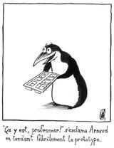Imprimer le coloriage : Pinguoin, numéro 759829