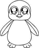 Imprimer le coloriage : Pinguoin, numéro 80a61d18