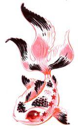 Imprimer le dessin en couleurs : Poisson, numéro 23441